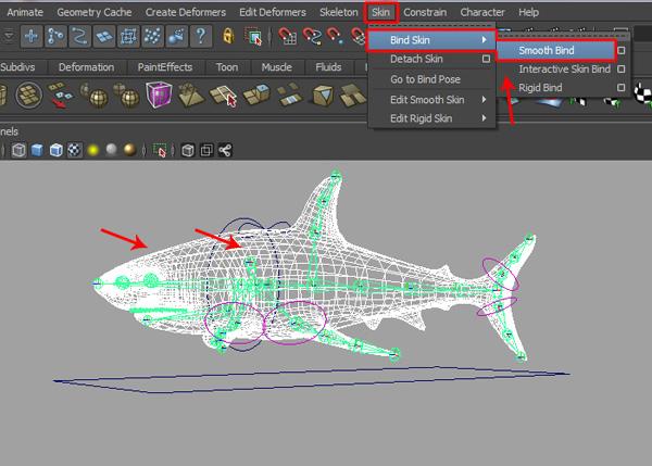Create a Realistic Shark in Maya using Subdivision Surfaces