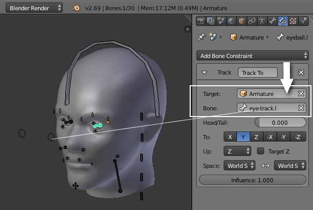 zbrush how to create a move bone