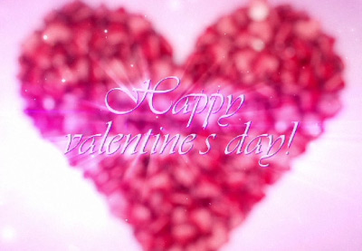 C4d valentines day animation retina