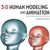 Preview for Winner Announced - Win a Copy of '3-D Human Modeling and Animation, Third Edition'!