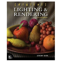 Preview for Winner Announced - Win a Copy of 'Digital Lighting and Rendering (2nd Edition)', by Pixar's Jeremy Birn!