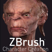 "Preview for Winner Announced: Win a Copy of ""ZBrush Character Creation: Advanced Digital Sculpting"" by Scott Spencer"