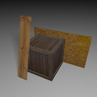 Preview for Wood Kit for Cinema 4D
