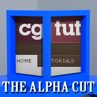 Preview for Quick Tip - Alpha Cut in 3ds Max