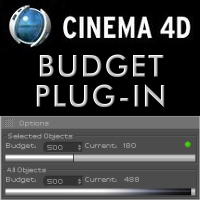 Preview for Quick Tip: C4D Budget Plugin