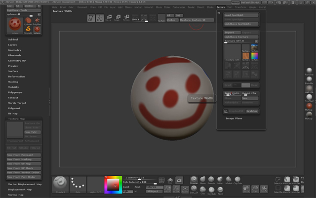 Quick Tip: Converting Polypaint Data From Zbrush Using xNormal
