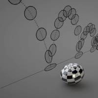 Preview for Quick Tip: The Basics of Animating a Bouncing Ball in Cinema 4D using Squash & Stretch