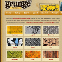 Preview for Where to Get Your Textures - 19 Free Photo Source Sites for CG Artists