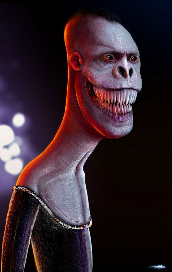 66 Sinister Cg Monsters