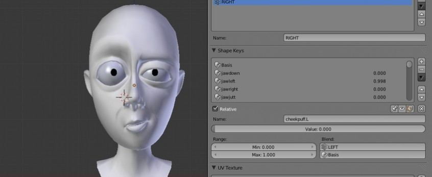 Creating an Advanced Face Rig