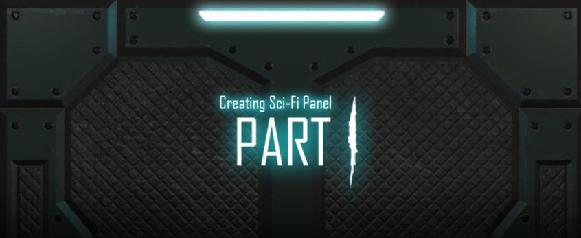 Creating a Sci-Fi Panel