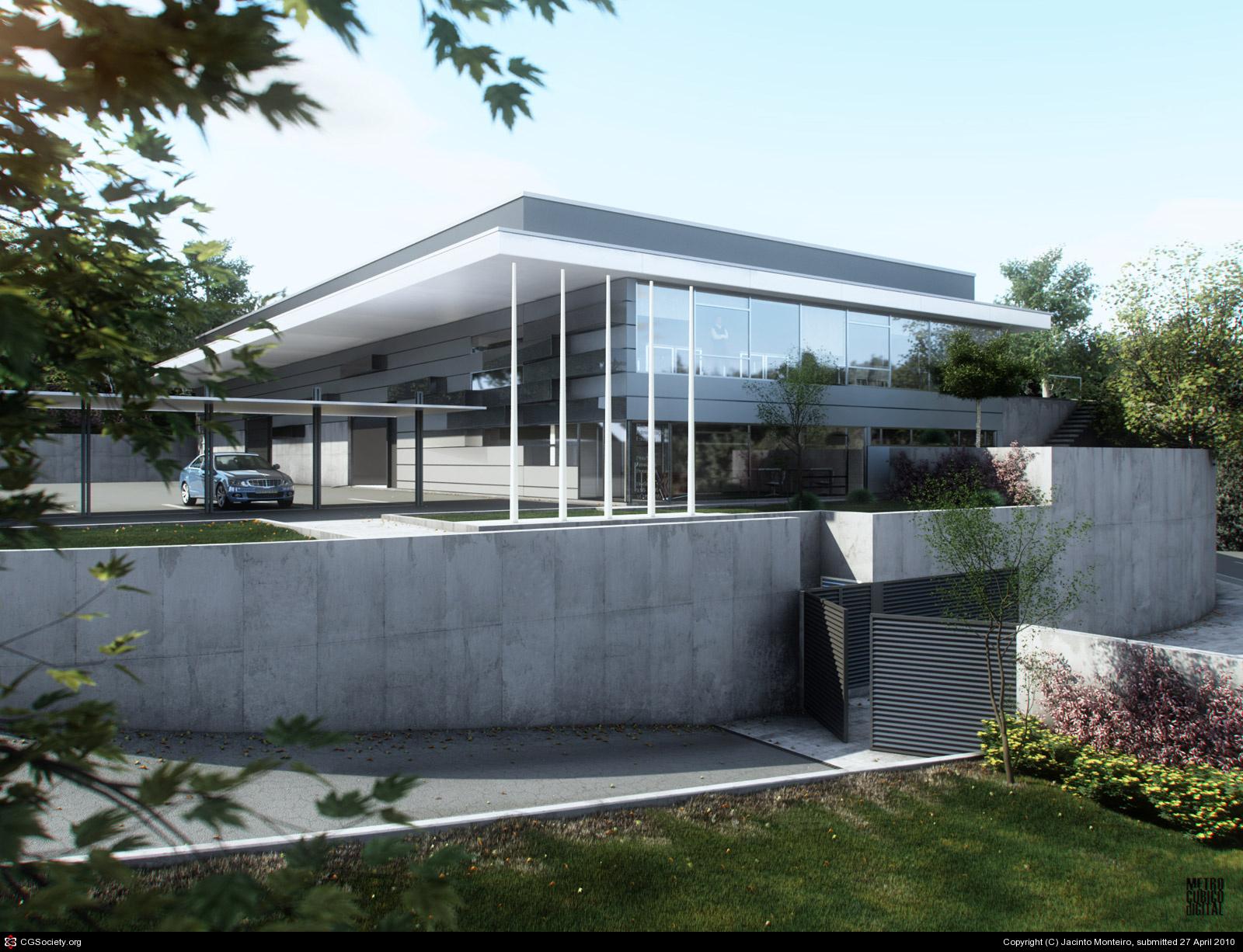 Modern Architecture Render 50 amazing architectural renders
