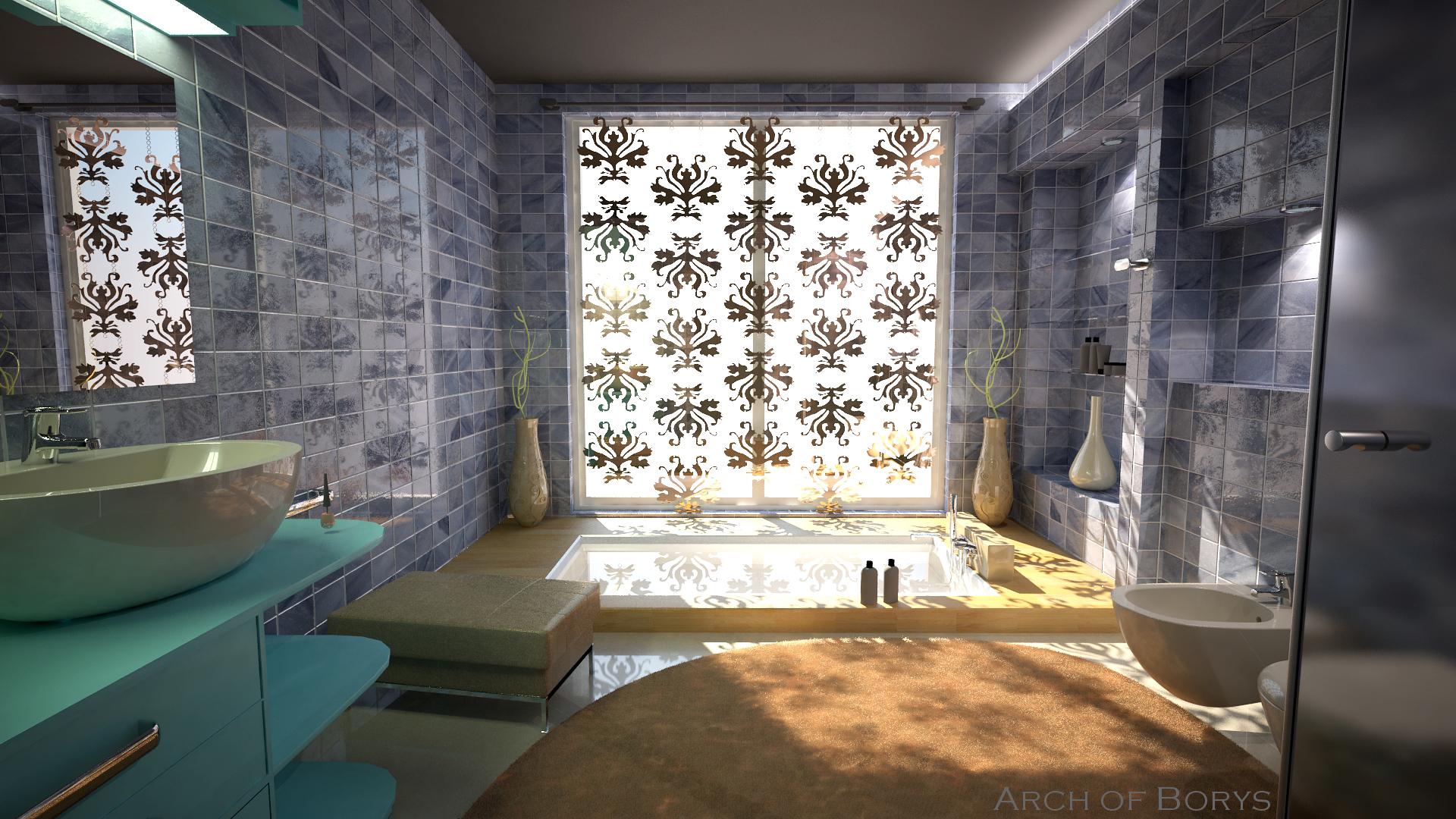 Cgtuts+ 3d workshop bathroom interior critique