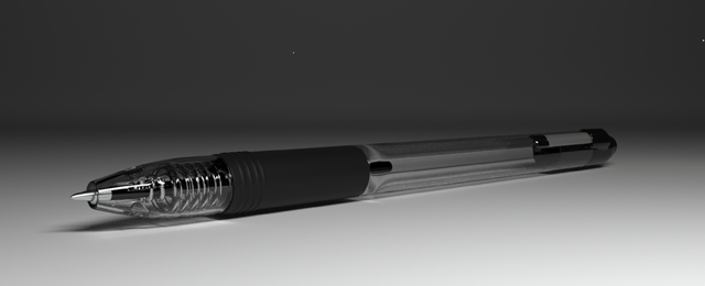 Cgtuts+ Grip Pen Render critique