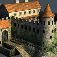 Preview for Cgtuts+ Workshop #34 Castle