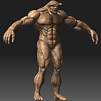 Model, Sculpt and Texture a Monster in 3ds Max and ZBrush