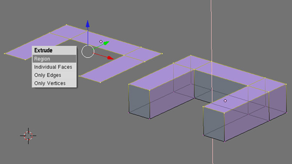 how to get out of render mode in blender