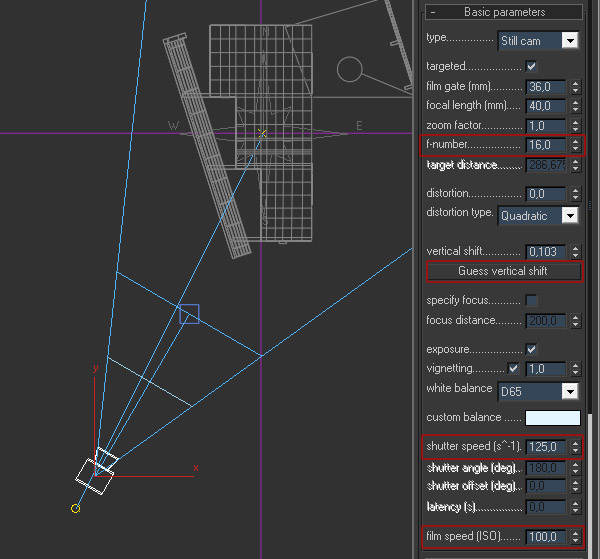 Light and Render an Arch-Viz Style Outdoor Scene with V-Ray