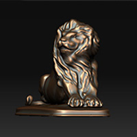 Preview for An Intro to ZBrush: Sculpting the Lion of Belfort