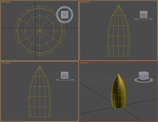 3ds max how to add more segments