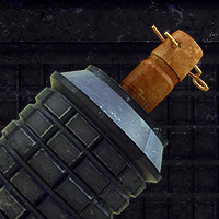 Preview for Construct a Detailed Type 97 Hand Grenade in Cinema 4D, BodyPaint and Photoshop: Part 1
