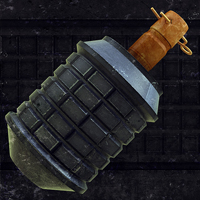 Preview for Construct a Detailed Type 97 Hand Grenade in Cinema 4D, BodyPaint, and Photoshop: Part 2
