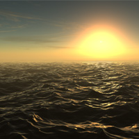 Preview for Create a Beautiful Sunset Scene Using Dreamscape and 3ds Max