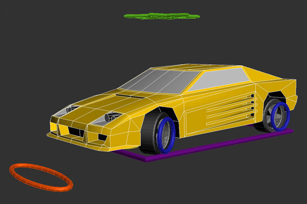 Build An Advanced Drifting Car Rig In 3ds Max Part 1