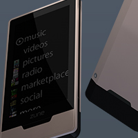 Preview for Create a Detailed Zune HD MP3 Player in Cinema 4D - Part 2