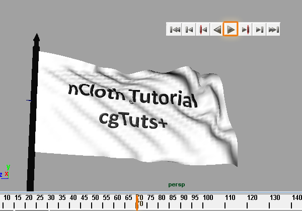 Create Awesome Cloth Simulations using nDynamics in Maya