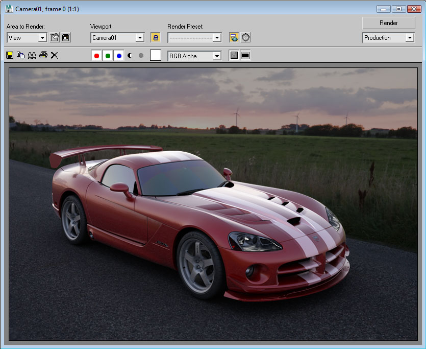 How To Get Vray Car Paint Material Ds Max