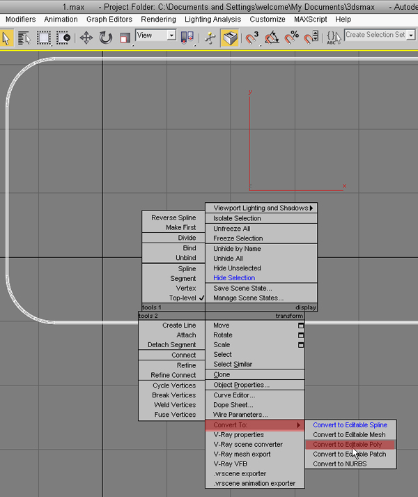 Vray Material Converter