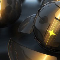 Preview for Cinema 4D: Create an Abstract Armored Sphere Scene