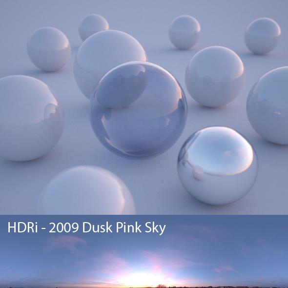 3DOcean HDRi Skies