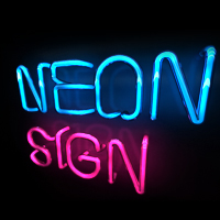 Preview for Create a Cool Looking Neon Sign Effect using 3ds Max and VRay