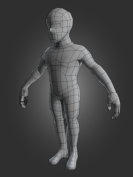 Introduction To Character Modeling In Blender : Character modeling in blender tuts d motion graphics