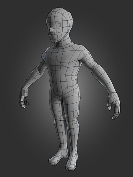 Blender Character Modeling Course : Character modeling in blender tuts d motion graphics