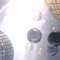 Preview for Create an Abstract Disco Ball Scene with Cinema 4D