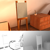 Preview for Achieving Realism and Depth using Render Layers in Maya - Day 2