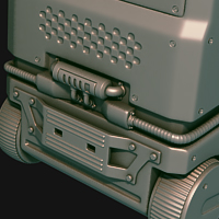 Preview for Project Workflow: Creating a Next-Gen Sci-Fi Prop: Part 1