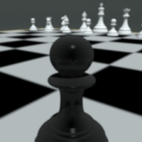 Preview for Model and Texture an Elegantly Simple Chess Set in 3ds Max: Part 1