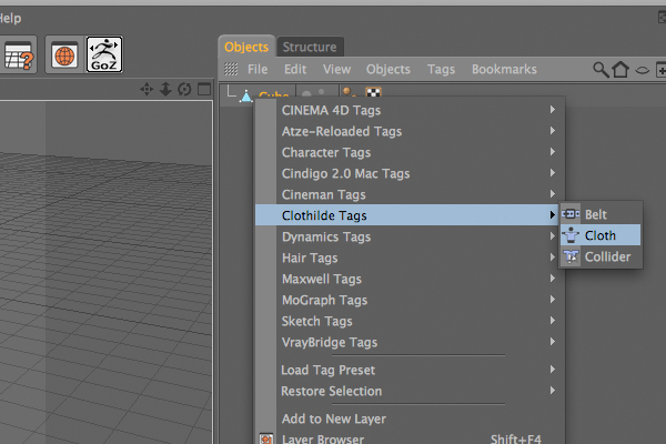 Quick Tip : Modelling and Rendering a Pillow in C4D