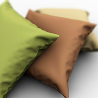 Preview for Quick Tip : Modelling and Rendering a Pillow in C4D