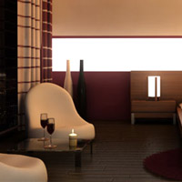 Preview for Modeling & Rendering an Interior Scene using 3Ds Max and Vray: Part 2