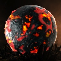 Preview for Create a Lava-Ball Scene in Cinema4D