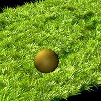 Preview for Dynamic Grass Simulation In 3ds Max