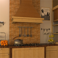 Preview for Interior Rendering With Fryrender