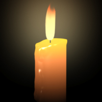 Preview for Create A Realistic Candle & Flame In 3D Studio Max