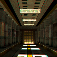 Preview for Create A 3D Anaglyphic Render In Maya 2012