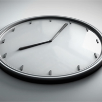 Preview for Modeling and Animating An Xpresso Driven Clock In Cinema 4D